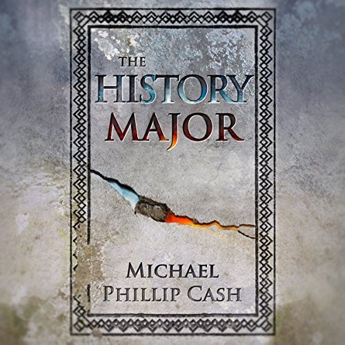The History Major audiobook cover art