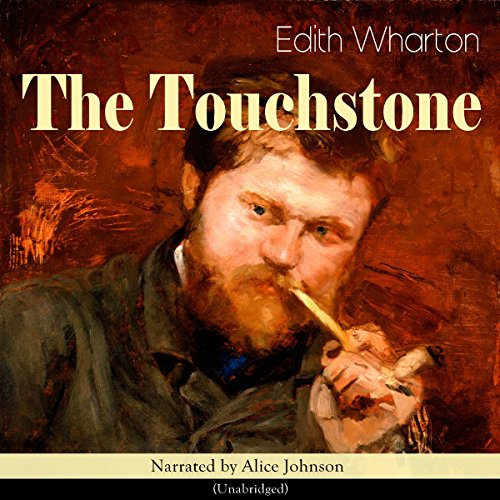 The Touchstone audiobook cover art