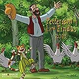Pettersson & Findus 2019 - Kinderkalender, Kalender für Kinder - 30 x 30 cm