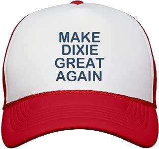 Make Dixie Great Again: Snapback Trucker Hat