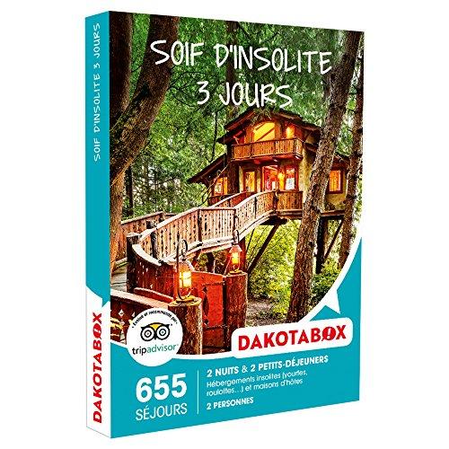 SOIF D'INSOLITE 3 JOURS