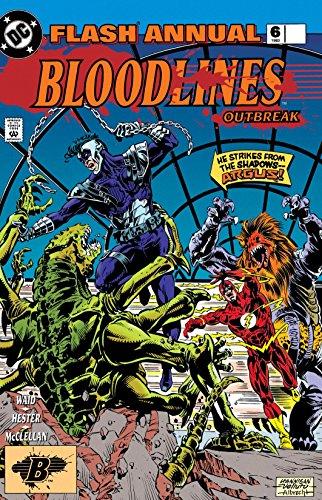 The Flash (1987-2009): Annual #6 (English Edition)