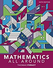Mathematics All Around Plus MyLab Math with Pearson eText -- 24 Month Access Card Package