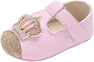 6c61f46276b0 Amazon.com  12-18 mo. - Shoes   Baby Girls  Clothing