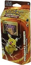 xy evolutions pikachu power