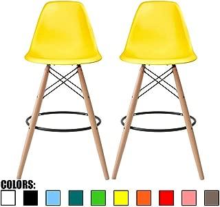 Best yellow bar stool Reviews