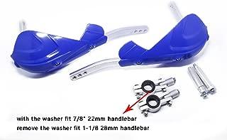 XMT-MOTO Universal 7//8 HandGuards For 97-02 YAMAHA DT230LANZA 1997-2002