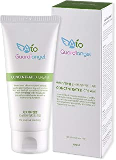 Atoguardiangel Concentrated Cream for Eczema and Sensitive Skin, Face and Body Cream for Dry Skin, 3.4 oz