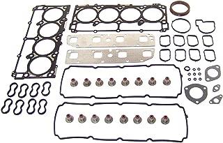 DNJ HGS1160 MLS Head Gasket Set for 2003-2006 / Chrysler, Dodge, Jeep / 300, Charger, Commander, Durango, Grand Cherokee, Magnum, Ram 3500/5.7L / OHV / V8 / 16V / 345cid / VIN 2, VIN D, VIN H
