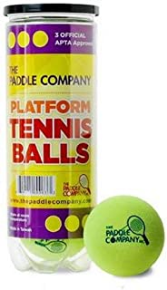 The Paddle Company Platform Tennis Balls