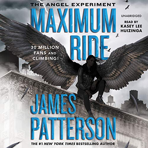 The Angel Experiment Audiobook By James Patterson cover art