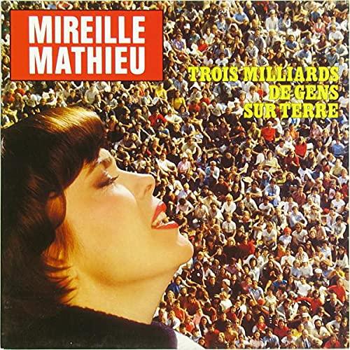 ARL39159 LP Trois Milliards De Gens Sur Terre VINYL