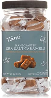 sea salt caramel marshmallows