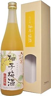 Japanisch Yuzu Pflaum Sake - KITAGAWAHONKE 1 x 0.72 l