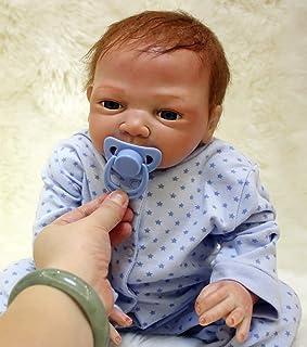 """ZIY IUI 20 """"50 cm Vinilo de Silicona Suave Reborn Baby"""