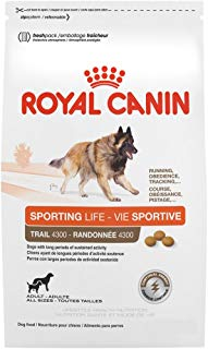Royal Canin Lifestyle Health Nutrition Sporting Life Trail Dry Dog Food