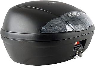 Bau Bauleto Moto Givi E450n Simply Monolock 45lts Lente Fumê