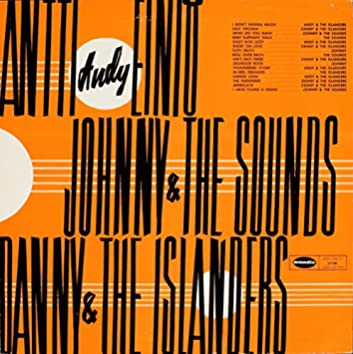 Andy, Johnny ja Danny & The Islanders
