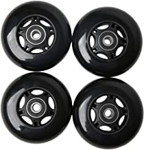 FREEDARE Ripstick Wheels Caster Board Replacement Wheels with Bearings