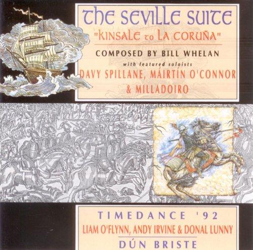 Davy Spillane Seville Suite The (Kinsale To La Coruna)