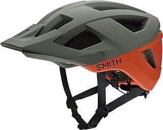Smith Optics Session MIPS Men's MTB Cycling Helmet (Matte Sage/Red Rock, Large)
