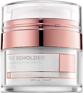 BeautyBio The Beholder: Lifting Eye and Lid Cream, 0.5 Fl oz