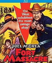 Fort Massacre (1958) [Blu-ray]