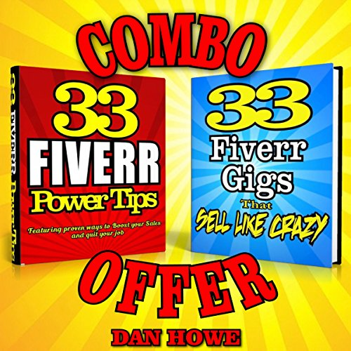 Fiverr 2-for-1 Power Pack Combo Offer audiobook cover art