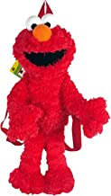 Elmo Plush Backpack Party Accessory