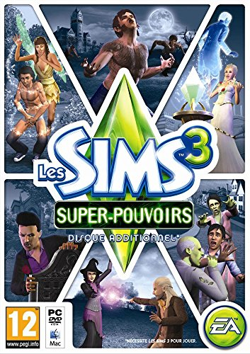 Electronic Arts The Sims 3 - Juego (PC, PC, Estilo de vida, T (Teen))