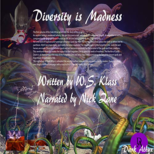 Diversity Is Madness audiobook cover art