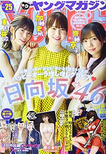 ヤングマガジン 2021年 5/31 号 [雑誌]