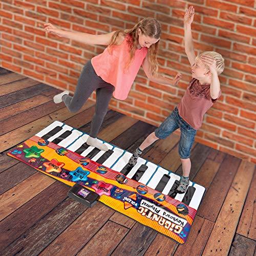 Tobar - Zippy Piano Gigante Playmat Mat