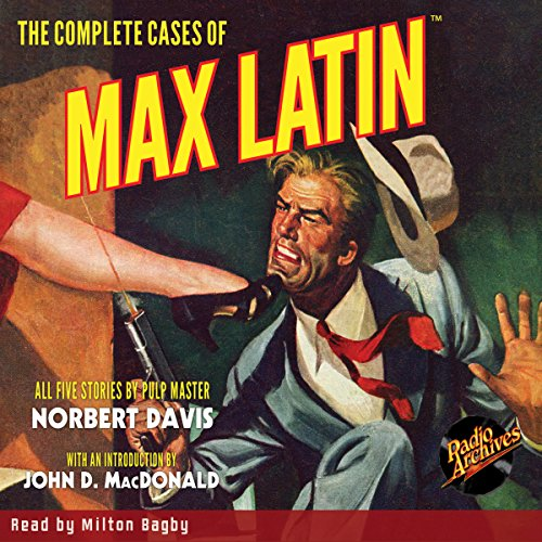 The Complete Cases of Max Latin audiobook cover art