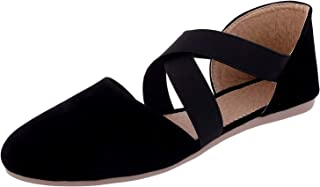 Babes Women's Elastic Sandals for Girls