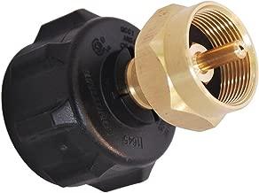 diy 1lb propane refill adapter