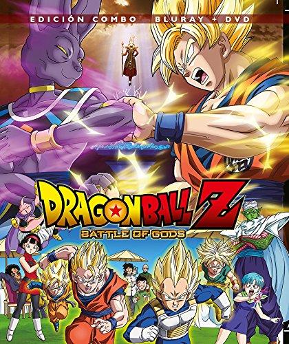 Dragon Ball Z: La Batalla De Los Dioses (BD + DVD) [Blu-ray]