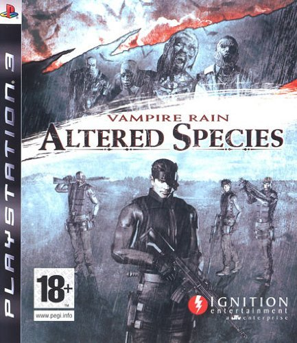 Vampire Rain Altered Species by Ignition Entertainment