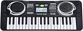 yeesport Piano Keyboard Toy 37 Keys Electronic Musical Instrument Preschool Musical Toy for Kids