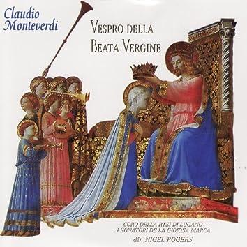 Monteverdi: Vespro della Beata Vergine Part 1