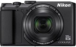 Nikon COOLPIX A900 - 20 Megapixel, Compact Camera, Black