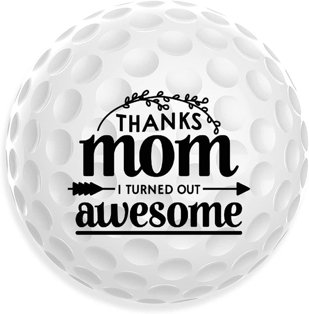 Thanks Mom I Turned Out Dealing full price reduction Louisville-Jefferson County Mall Awesome Outdoor Indoor Golf Chipp Balls