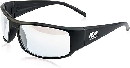 اسمیت و وسون M & P تاندربولت عکسبرداری کامل عینک با مقاومت ضربه و لنزهای ضد لایت برای تیراندازی، کار و استفاده روزمره