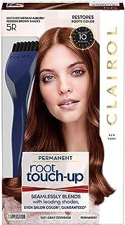 Clairol Nice N Easy Root Touch Up, Medium Auburn Reddish Brown 5r
