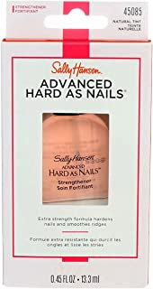 Sally Hansen Advanced Hard As Nails Natural Tint 0.45 Ounce (13.3ml)