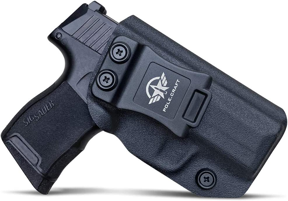 IWB Kydex Sig p365 Holsters by POLE.CRAFT