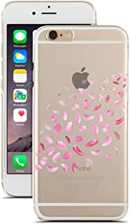 for iPhone 8 - Super Slim Case - Vintage Floral - Blossom Pattern