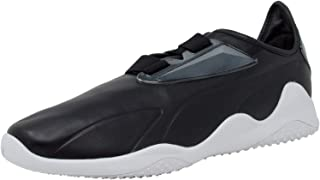 Men's Mostro Milano Ankle-High Leather Sneaker