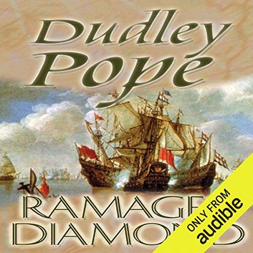 Ramage's Diamond audiobook cover art