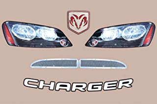 FiveStar 470-410-ID Nose Only Graphics MD3 Charger Sticker Decal